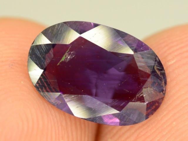 1.95 cts Dazzling Violet Purple Loose SCAPOLITE