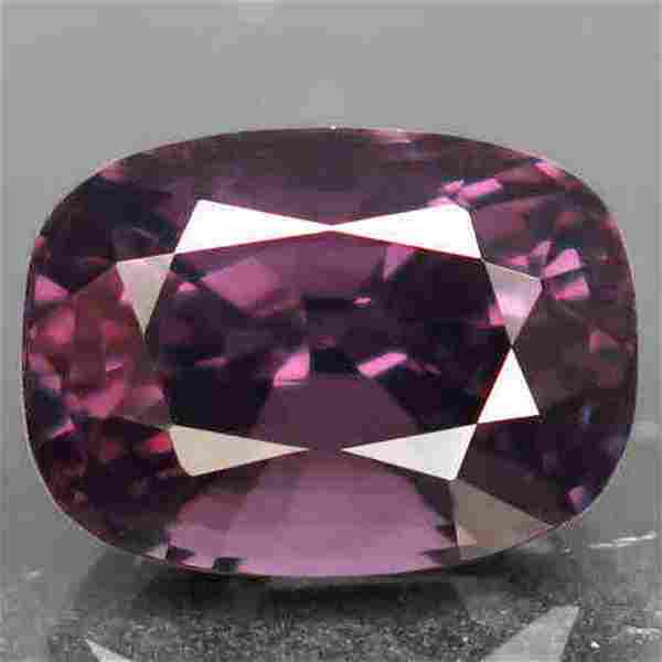 2,83 ct Natural Pink Purple Spinel 2,83 ct