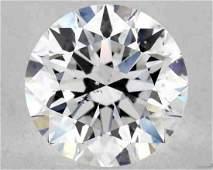 GIA CERT 1.01 CTW ROUND DIAMOND DSI1