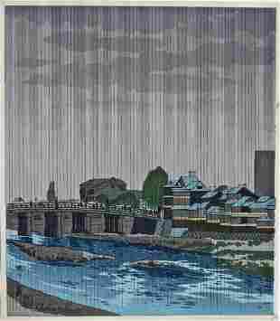 Artist: Tomikichirô TOKURIKI (1902-1999) Subject: Kamo