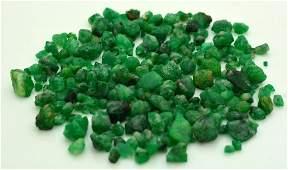 30 Grams Beautiful Emerald Rough Lot