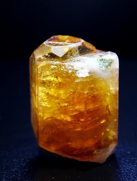Natural & unheated~ Yellow Beryl Heliodor Crystal