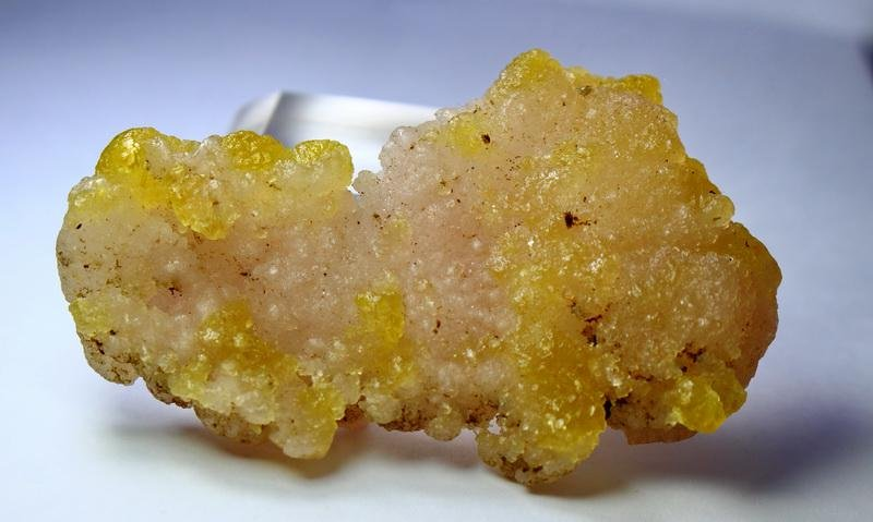 Natural & unheated~ Yellow Brucite Specimen
