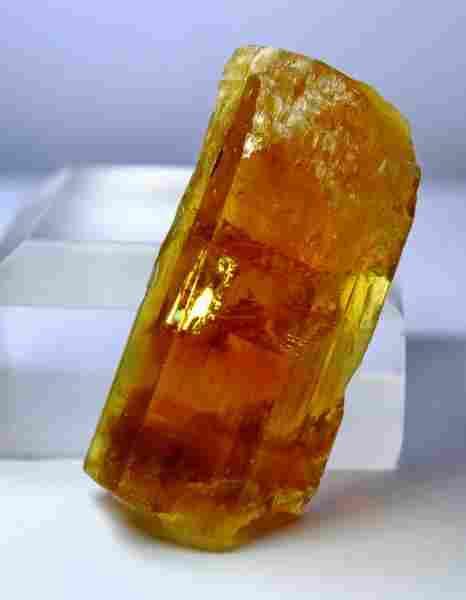 Natural & unheated~ Golden Yellow Beryl Heliodor