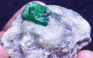 42 Grams Beautiful Emerald Specimen