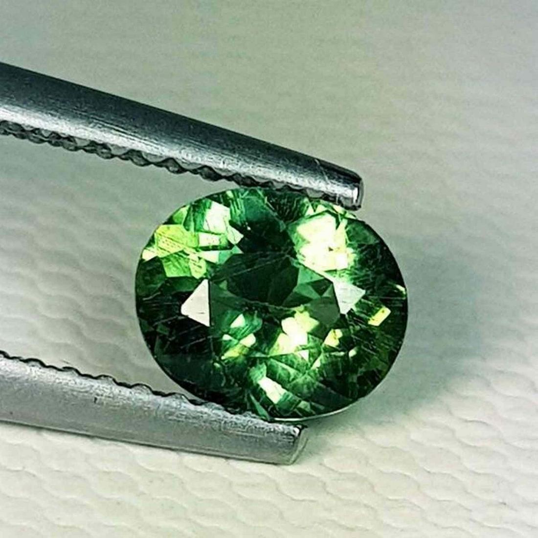 0.75 ct Natural Green Apatite