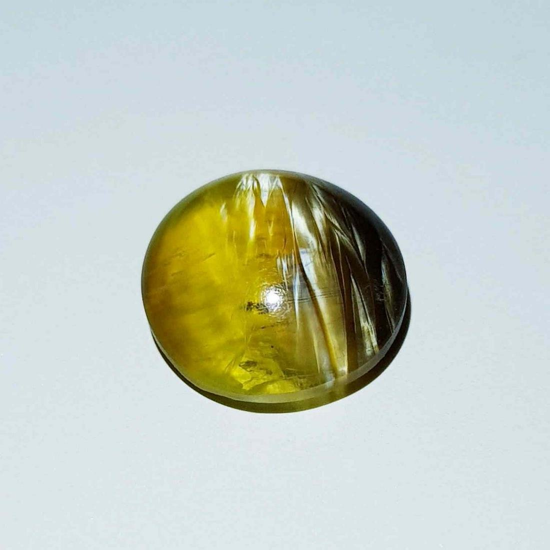 3.00 ct Natural Opal Cat's Eye