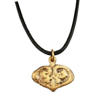 ICONIC VIKING HEART PENDANT NECKLACE 10TH-11TH CENTURY