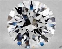 GIA CERT 2.01 CTW ROUND DIAMOND DSI1