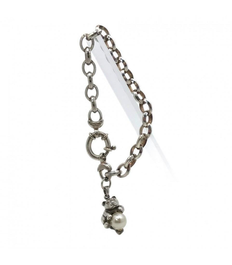 Milor Sterling Charm Bracelet