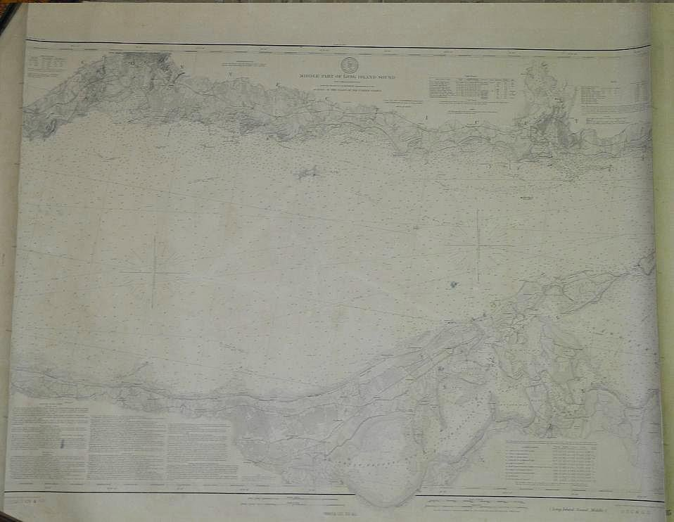 115. Middle Part of Long Island Sound from a