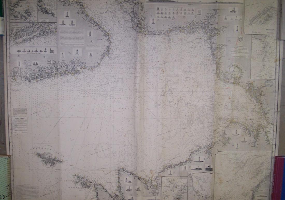 North Sea (North and South Sheets)