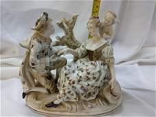 Fine Porcelain Statue