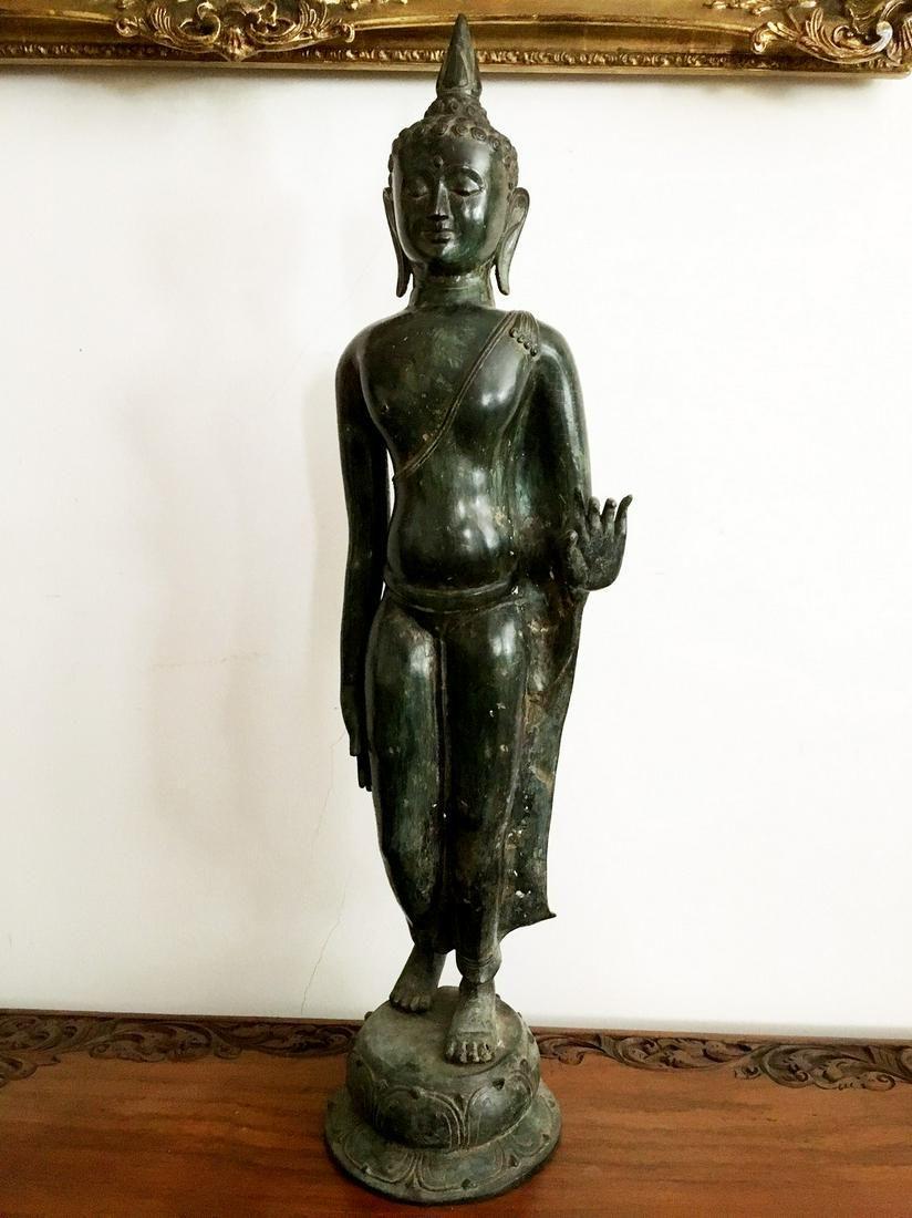 Bronze Antique Figurine