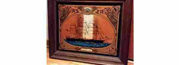 Cutty Sark Bar Mirror