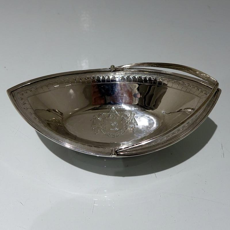18th Century Antique George III Sterling Silver Sweet