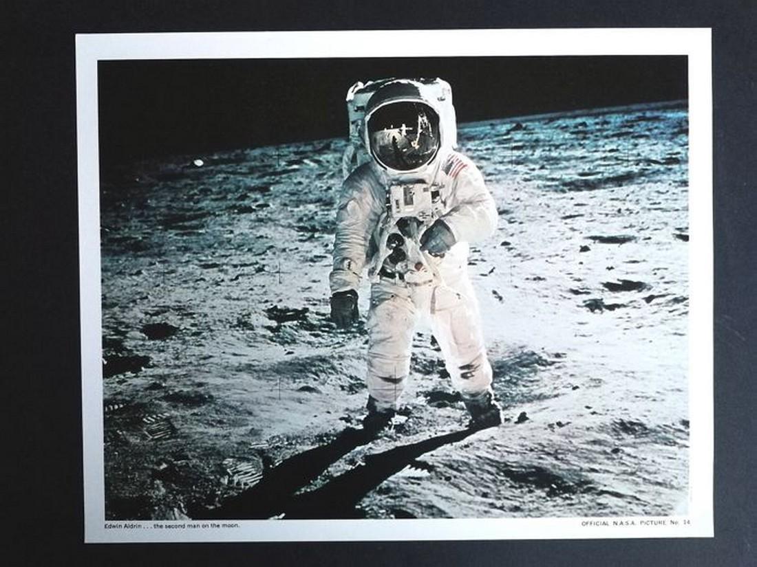 NASA (x7) - Apollo 11, Apollo 8, 1968/1969