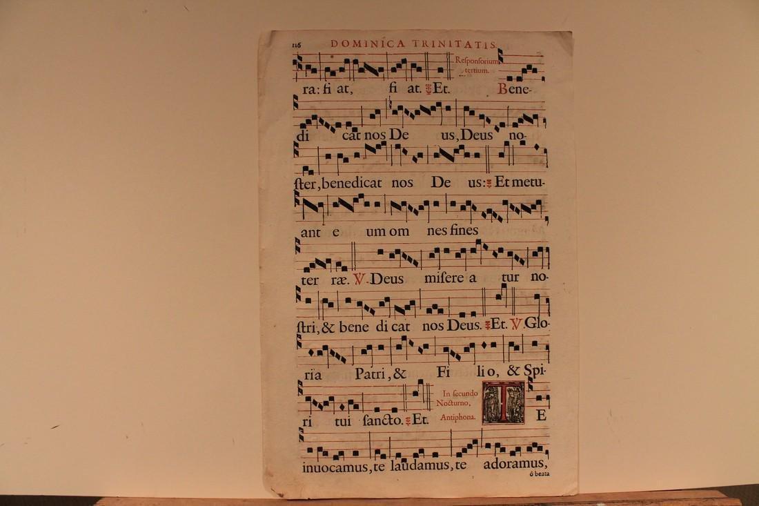 1662 Gregorian Chant