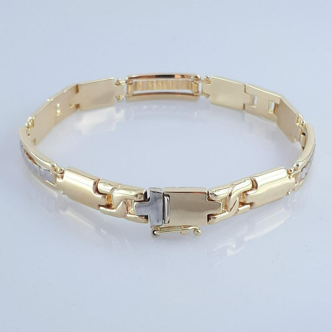 14K Yellow Gold - Bracelet
