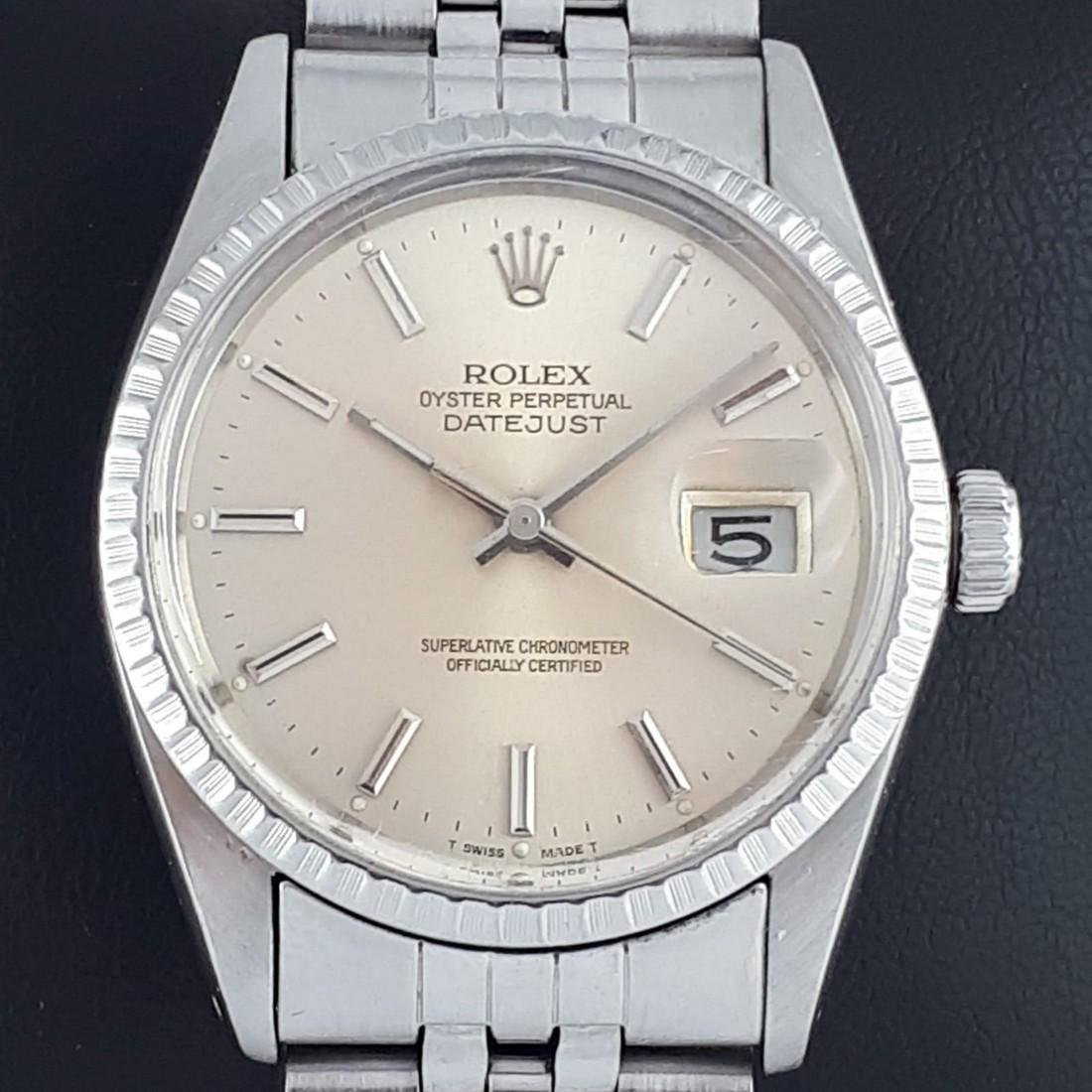 Rolex - Oyster Perpetual Datejust - ref: 16000 - Men -