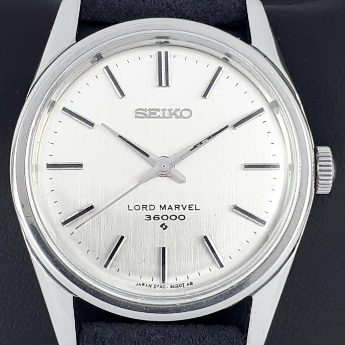 Seiko - Lord Marvel 36000 - Ref: 5740-8000 - Men -