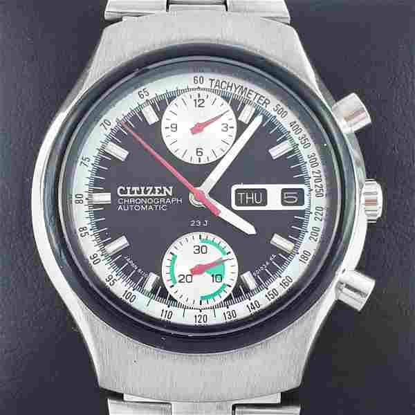 Citizen - Vintage Chronographe - Ref: 8110 - Men -