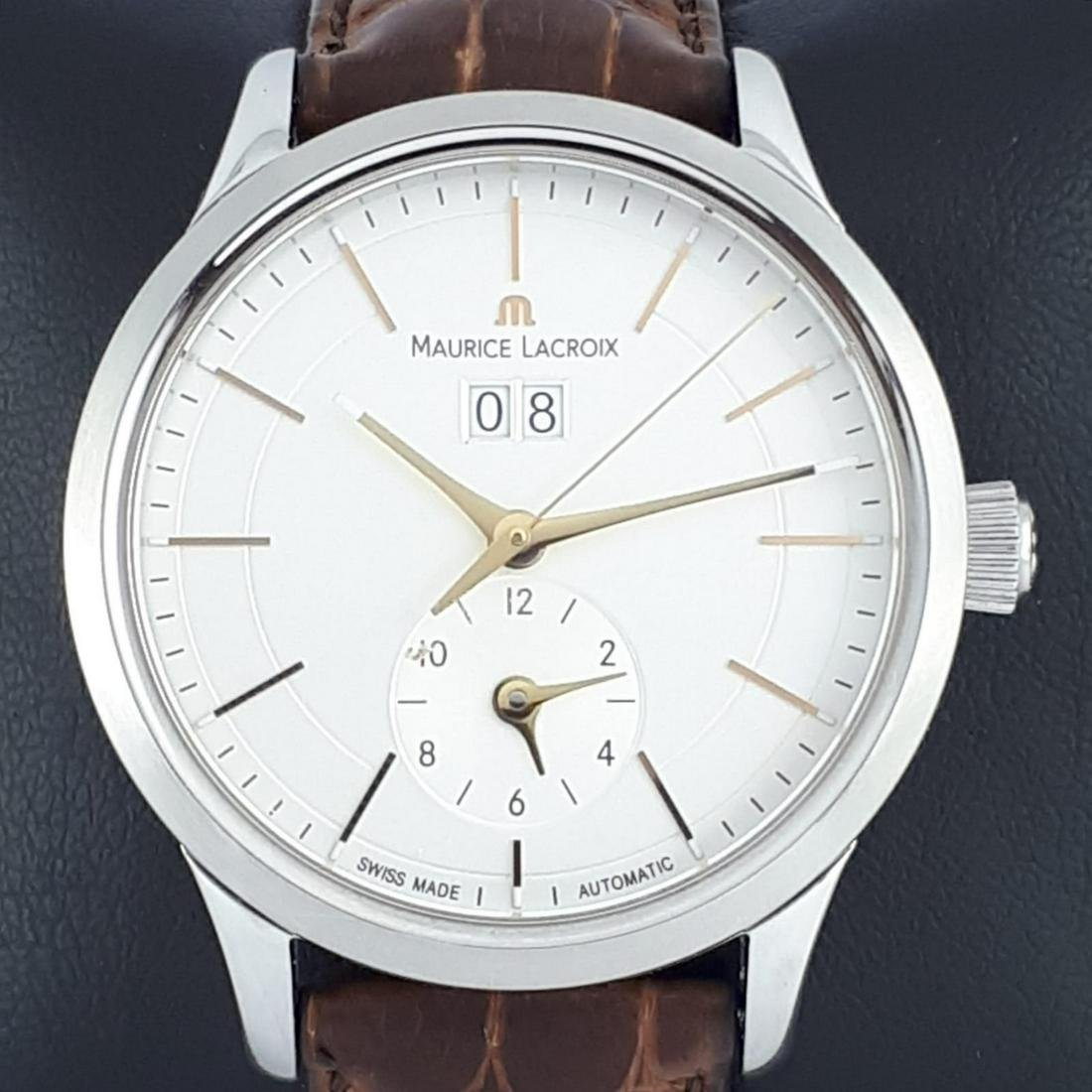 Maurice Lacroix - World Time Automatic - Ref: LC6088 -