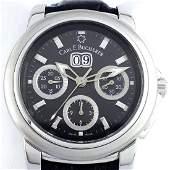 Carl F Bucherer Patravi Day Date Chronograph Ref