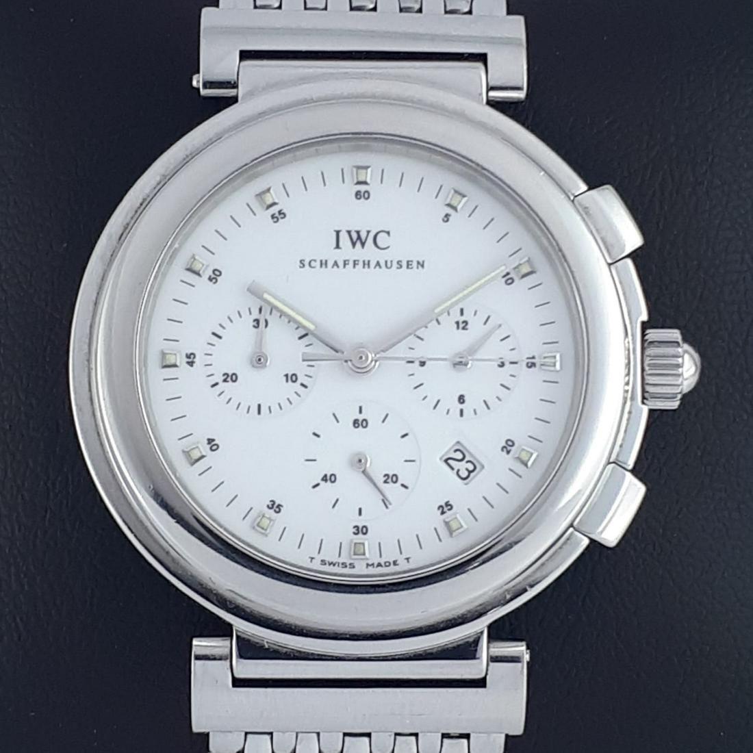 IWC - Davinci SL Chronographe - Ref: IW3728 - Men -