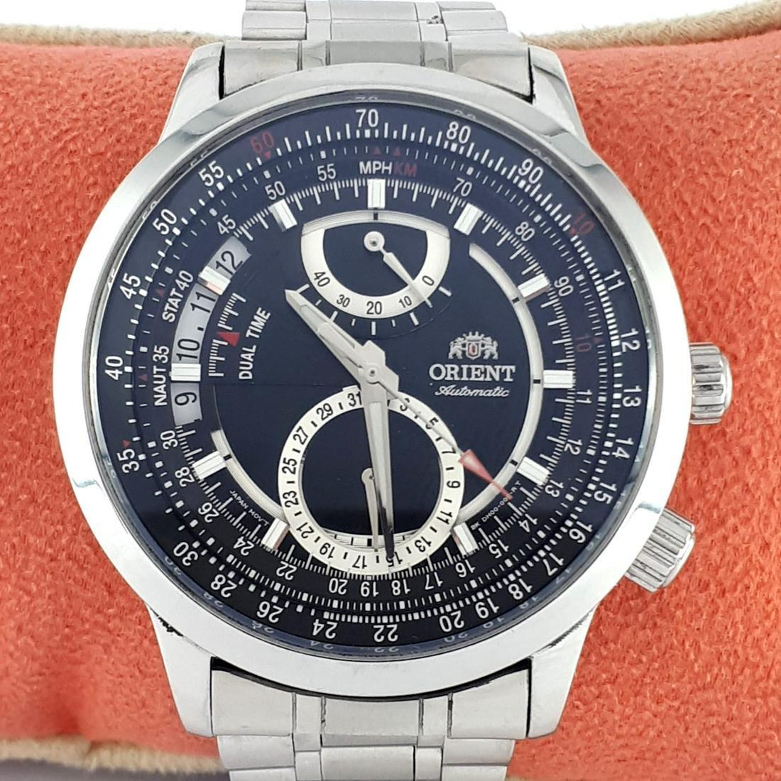 Orient - Dual Time Automatic - Men - 2011-present