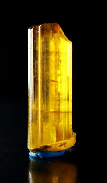 Natural & unheated~ Yellow Beryl Heliodor Crystal