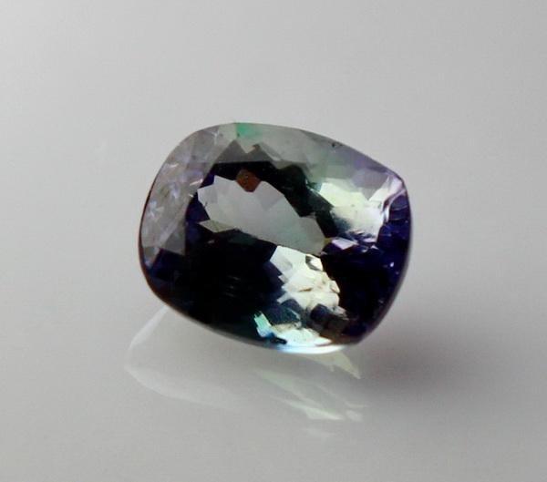Natural & unheated~ Purple Blue Tanzanite Gemstone