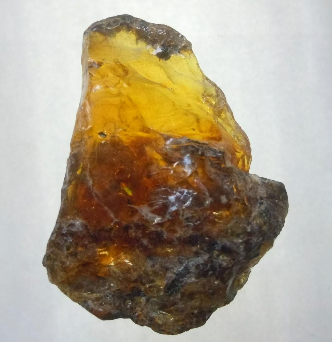 4.21 GRAM 100 MILL YEARS OLD ROUGH BURMITE AMBER