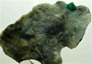 33 Grams Beautiful Emerald Specimen