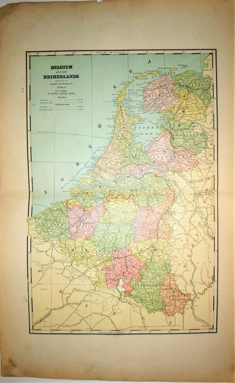 Belgium and the Netherlands 1886