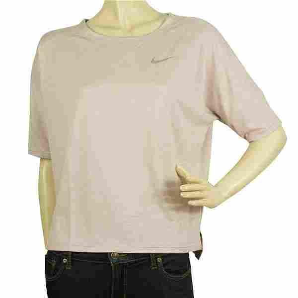 Nike Dri Fit Light Purple Tshirt short sleeve Loose