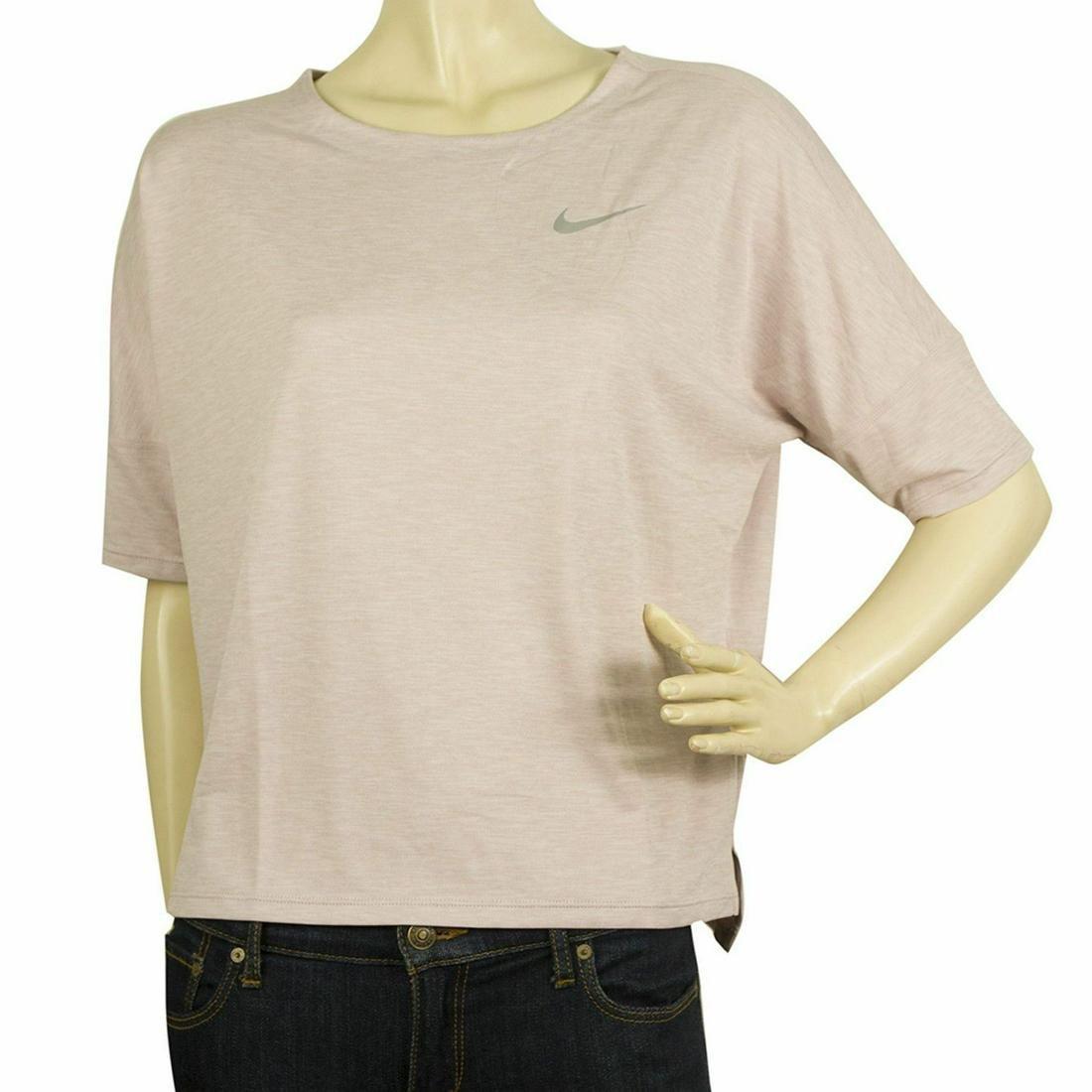 Nike Dri - Fit Light Purple T-shirt short sleeve Loose