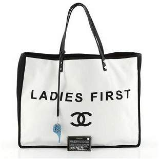Chanel Limited Edition Ladies First Let us Demonstrate