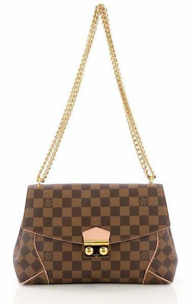 Louis Vuitton Caissa Damier Limited Edition Cerise