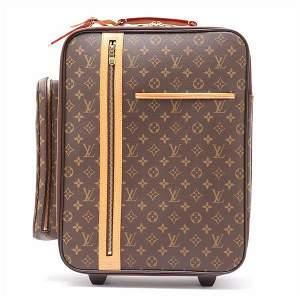 Louis Vuitton Monogram Bosphore 50 Rolling Trolley