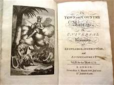 1772 Volume Town and Country Magazine