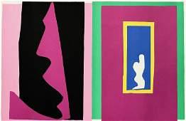 "Henri Matisse ""Destiny"" from Jazz"
