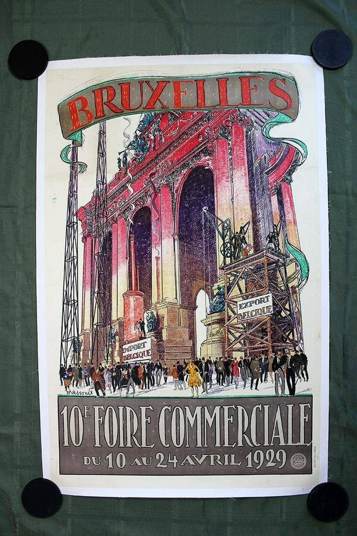 Bruxelles 1929  by Armand Massonet (Belgium, 1929) 39
