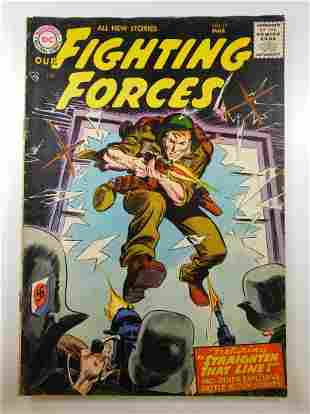 Our Fighting Forces #19