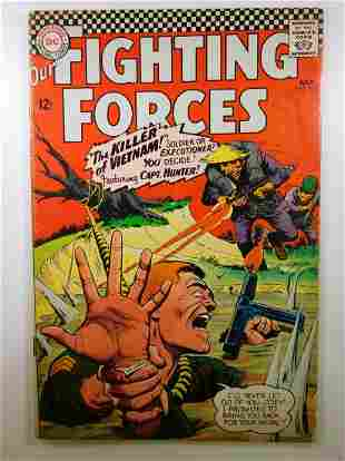Our Fighting Forces 101