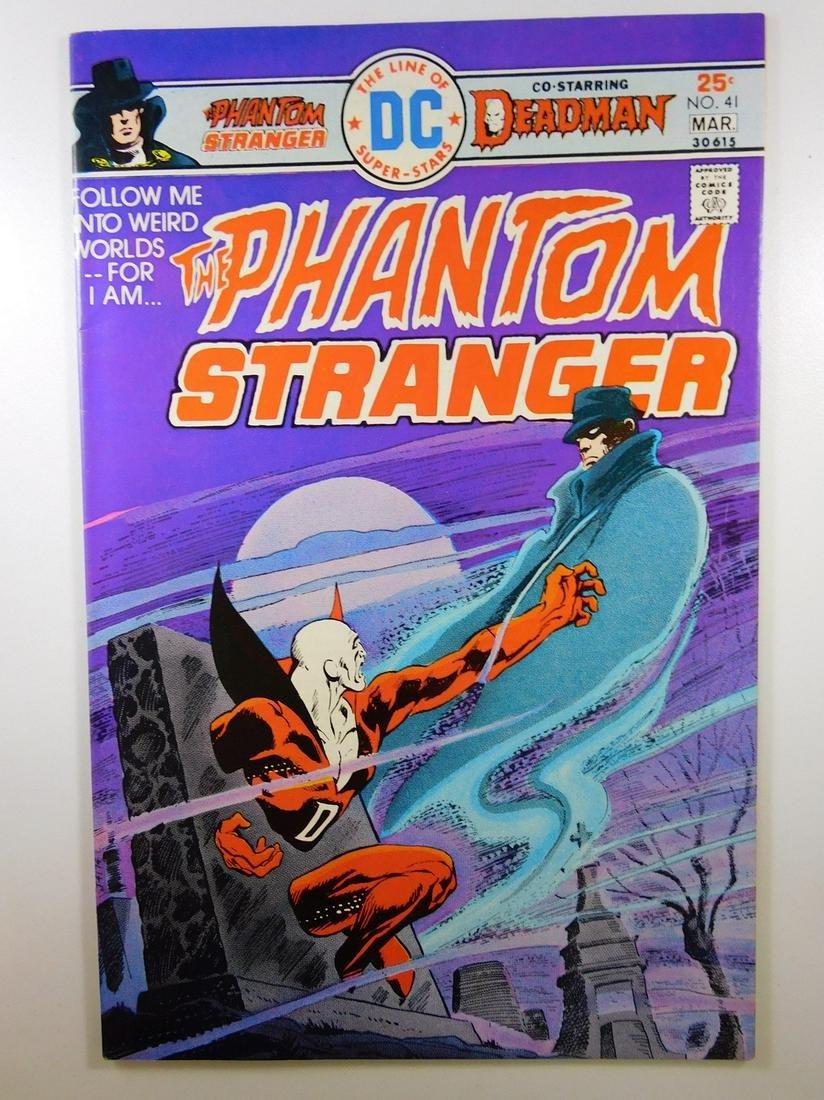 The Phantom Stranger #41