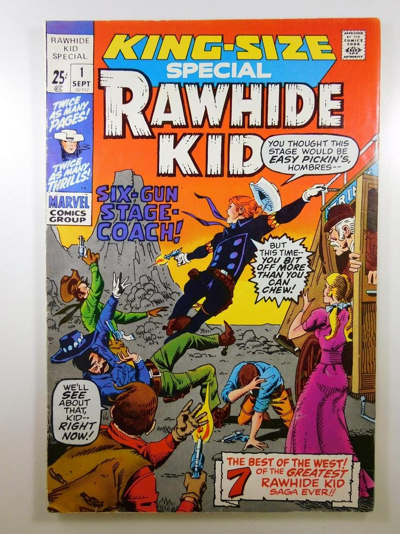 The Rawhide Kid King-Size Special #1