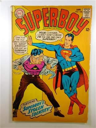 Superboy #144