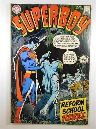 Superboy #163