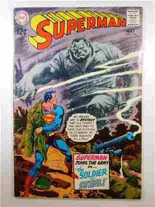Superman #216